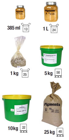 Packaging Pigments Special